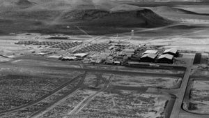 How a general's fatal joyride in a secret enemy jet almost revealed Area 51