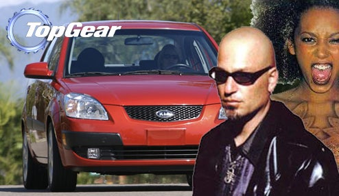EXCLUSIVE: US Top Gear To Put Howie Mandel And Melanie B In Reasonably-Priced Kia Rio