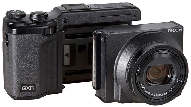 Ricoh's New Zoom Module Lets the GXR Compete With Big Boy DSLRs
