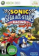 Banjo & Kazooie Join Sonic & Ryo In Sega All-Stars Racing