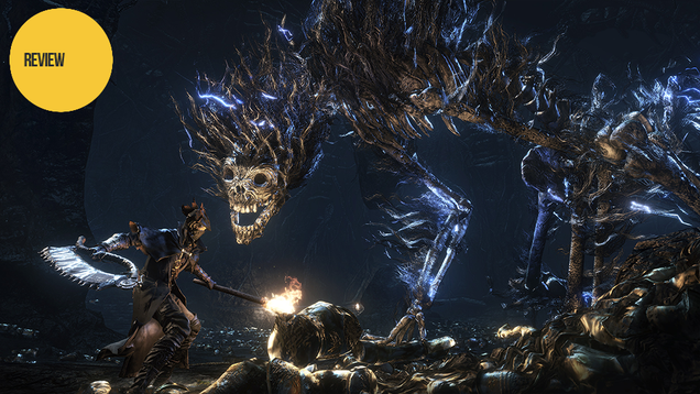 Bloodborne: The Kotaku Review