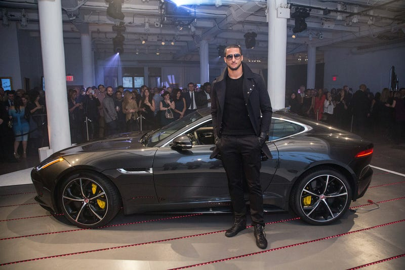 Cars, Kicks, And Colin Kaepernick: Inside Deadspin's Jaguar Party