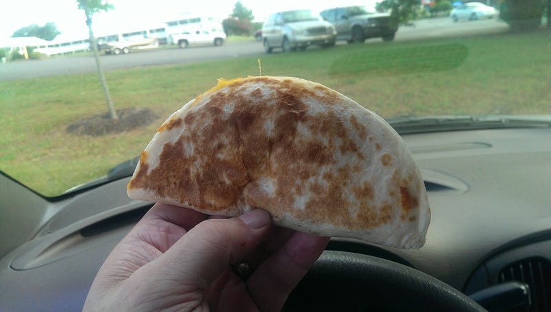 Taco Bell's Waffle Taco: The Snacktaku Road Trip Review