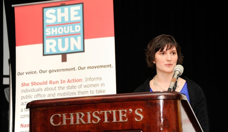 Sandra Fluke Is Apparently Running for Office