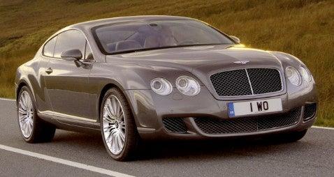 Bentley Reveals 600-hp Continental GT Speed