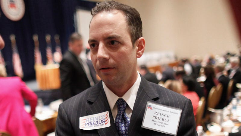 Meet Your New Republican Leader, 'Reince Priebus'