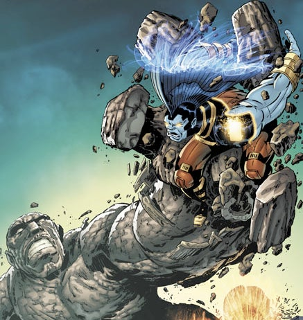 Evil pool cleaners and sentient haircuts: Dan DiDio talks DC Comics' new series, O.M.A.C.