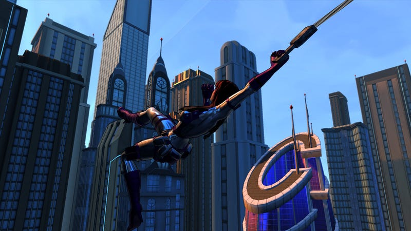 Five Things You Need To Know About Champions Online