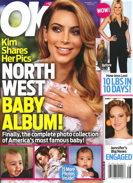 This Week in Tabloids: Kim Kardashian's Weight-Loss Secret Is Surgery