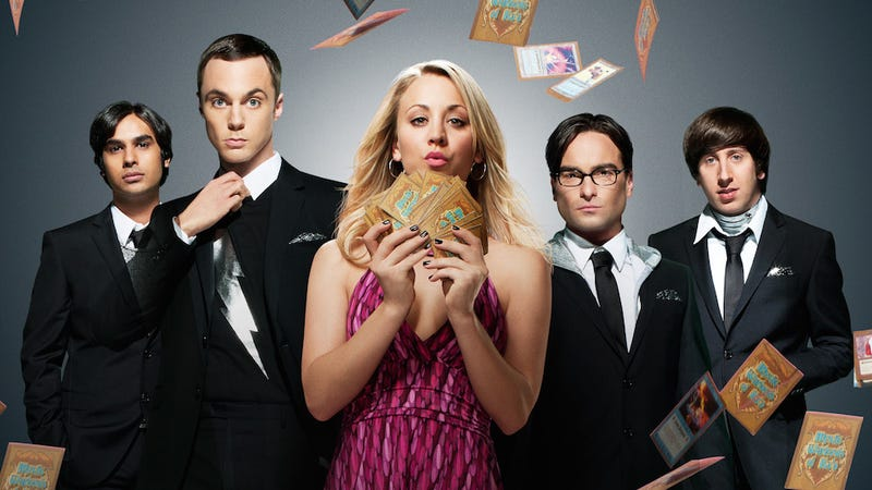Big Bang Theory Stars Could Make $1 Million Per Episode