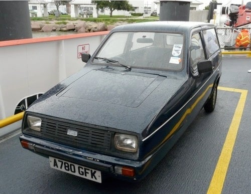For $4,000, You'll Flip Over This Reliant