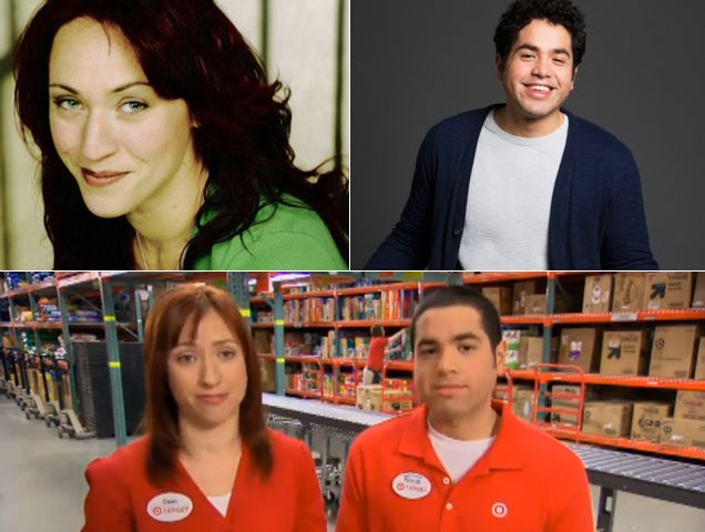"""The Actors in Target's Anti-Union Video: A """"Liberal"""" and a Union Member"""