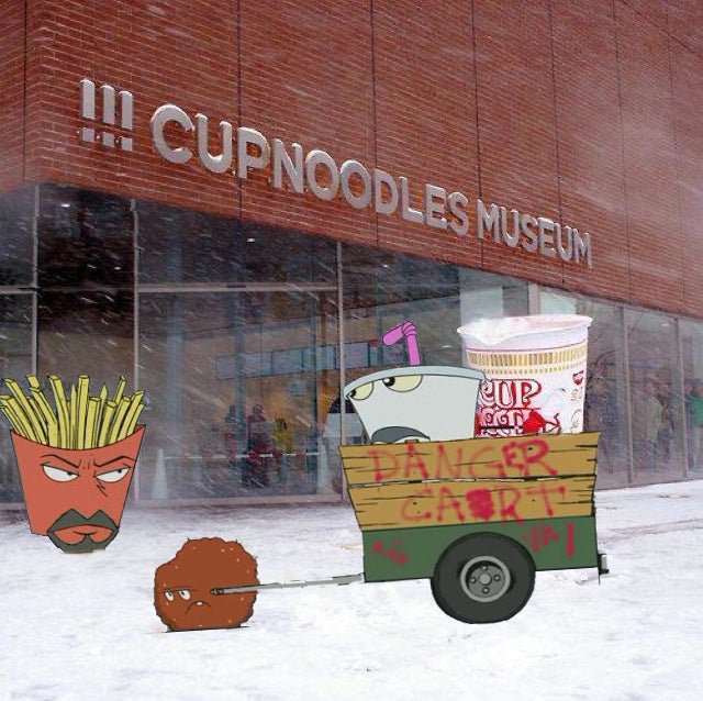 Kotaku 'Shop Contest: Cup Noodles: The Winners