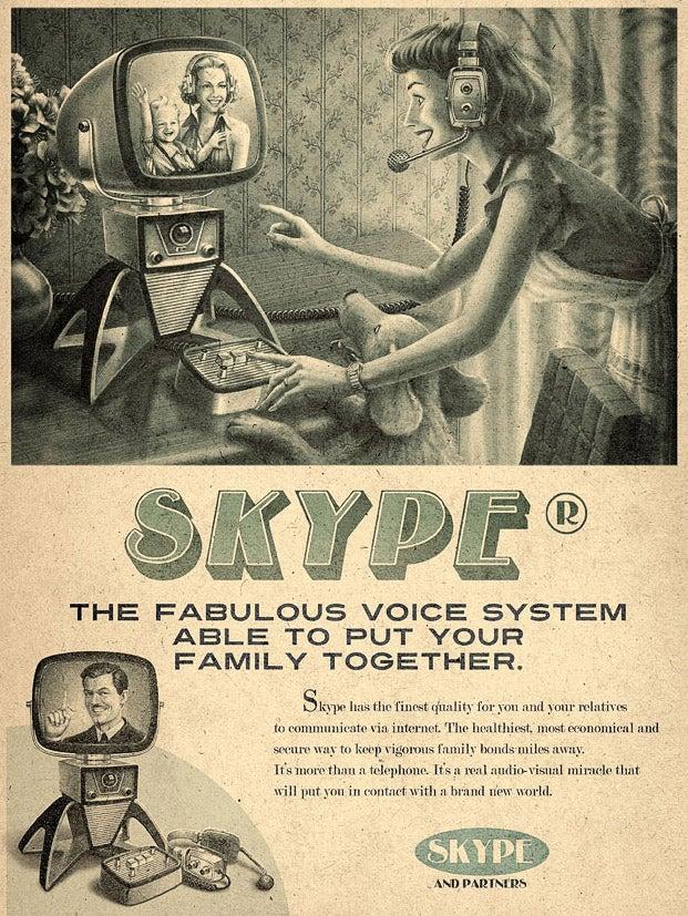 What If Mad Men's Don Draper Designed Facebook Ads?