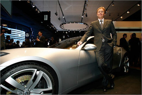 Tesla Sues Fisker Designers In World's Most Expensive Girl Fight