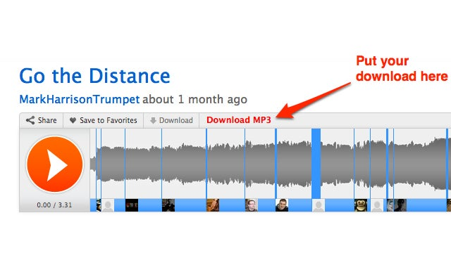 Download Any MP3 from SoundCloud with This Bookmarklet
