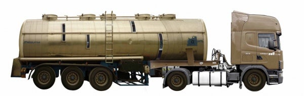 How To Convert A Tanker Truck Into A Post-Apocalyptic Home