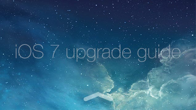 The complete Apple iOS 7 guide: Everything you need for a happy upgrade