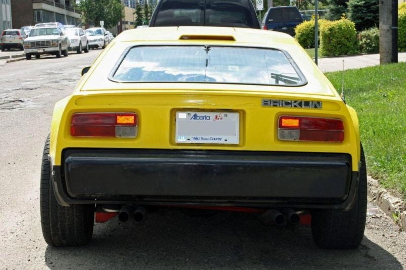 Could A Restored Bricklin SV1 Be Worth $18,000?