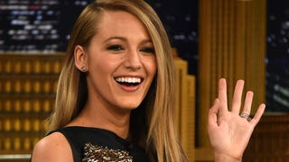 Blake Lively Dreams of Going to Harvard So She's Gonna Go to Harvard