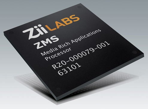 Confirmed: Zii StemCell Computing Is Media-Savvy System on a Chip