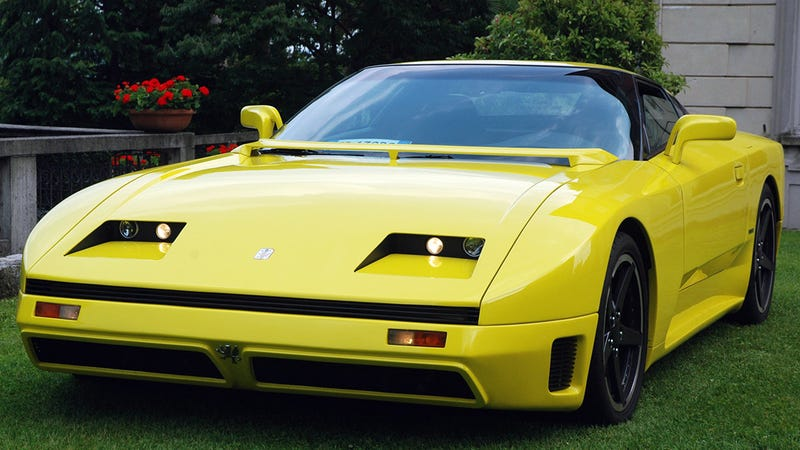 Show Us The Best Failed Italian Supercars