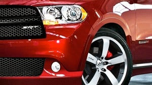 Dodge Durango SRT8, a Mitsubishi-powered electric sports car, and GM's worried about a recession
