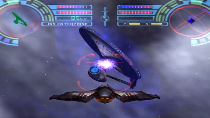 The Visual Evolution Of Star Trek Video Games