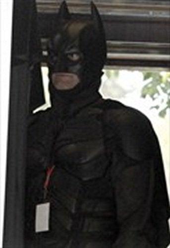 Dark Knight Rises more set photos