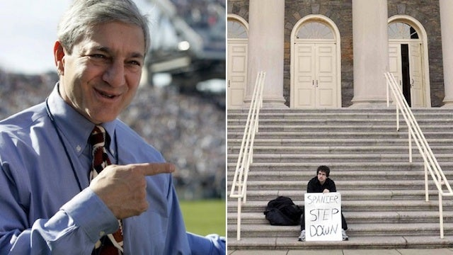 Report: PSU President Graham Spanier Will Quit Or Be Voted Out By End Of Day