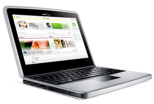 Nokia Booklet 3G Netbook Packs GPS, 3G, HDMI and...Windows