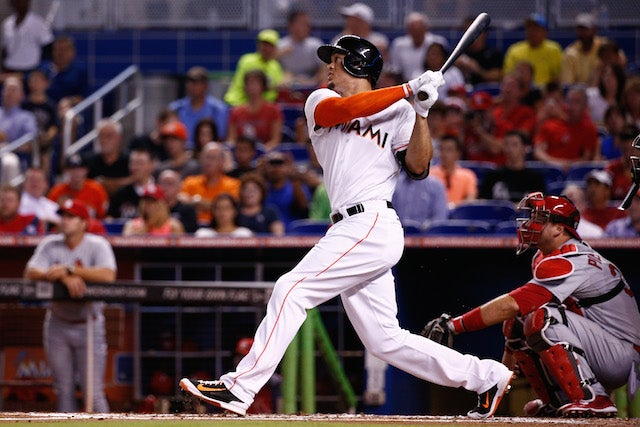 Giancarlo Stanton Can Put On One Hell Of A Show