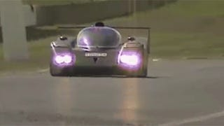Watch This Toyota Take A Corner At Over 195 MPH