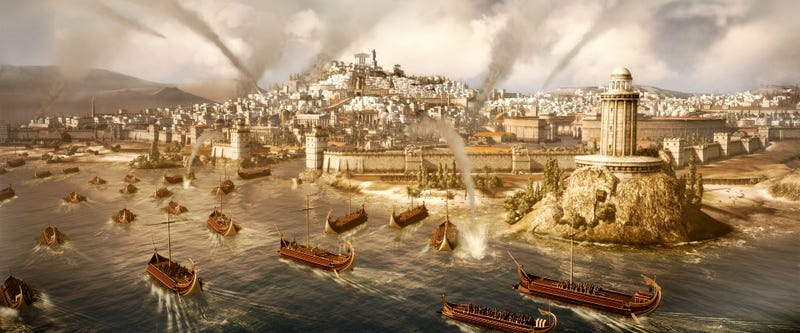 Praise Be to Mars, Total War: Rome II Marches onto PCs Next Year
