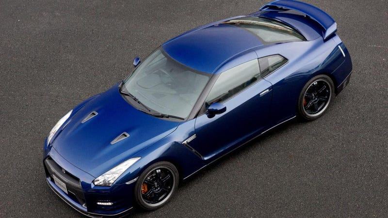 Nissan GT-R Track Pack gallery