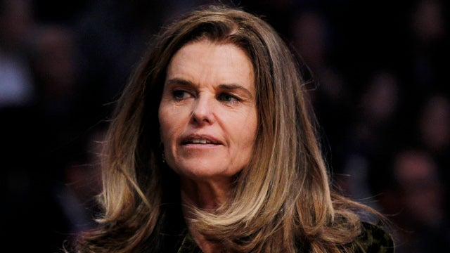 Maria Shriver Is Mad at 60 Minutes (and Arnold Schwarzenegger, Obviously)