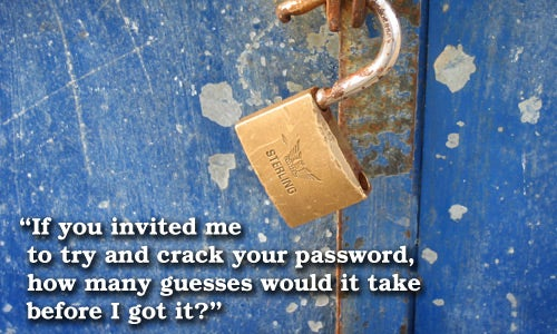 How I'd Hack Your Weak Passwords