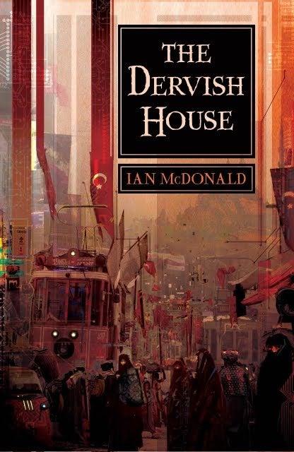 Pick up Hugo-nominated novel The Dervish House for $1.99