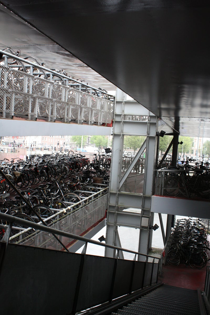 Is The Bike City An Alternate Universe, Or A Glimpse Of Your Urban Future?
