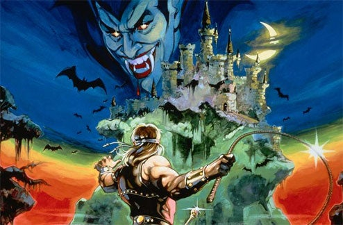 Konami Whips Up Castlevania For Xbox 360, PS3