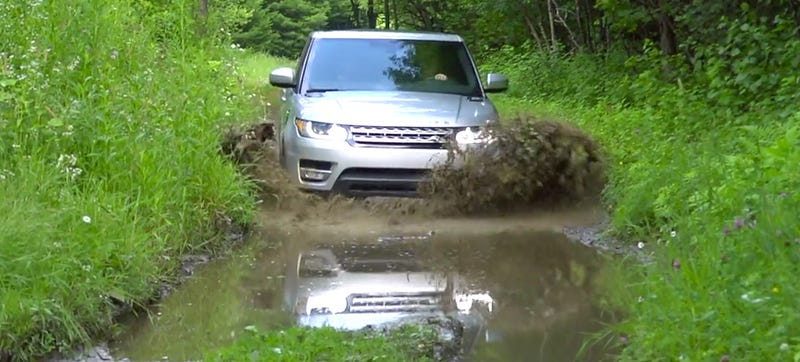 Watch & Listen To The Most Idyllic Off-Roading You've Ever Seen