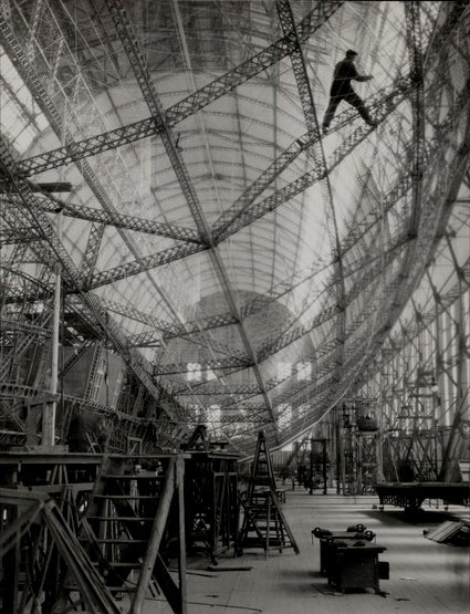 The Incredible Engineering Behind History's Greatest Airships