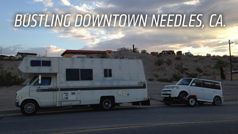 Cross-Country In A Vintage RV, Day One: The First Day