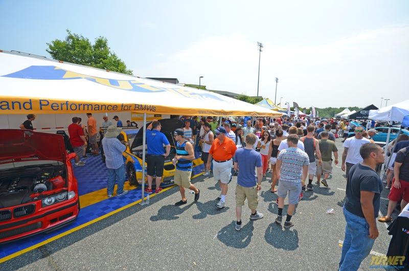 Bimmerfest East 2013 Picture Recap