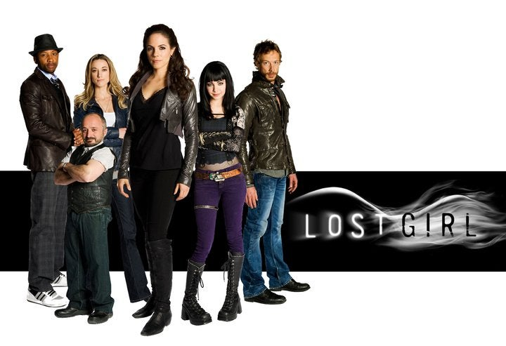 Lost Girl Cast Picture