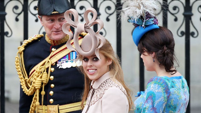 Princess Beatrice's Hat Sells For $130,000