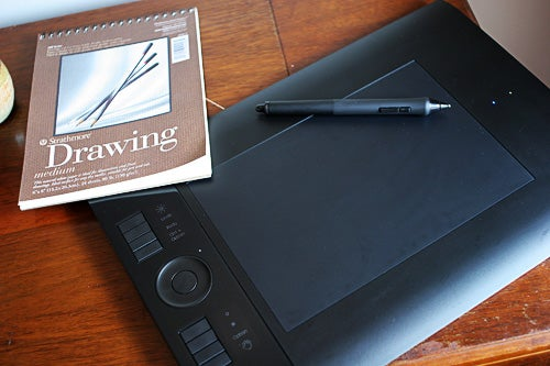 Wacom Intuos4 Wireless Review: The Joy of Freedom