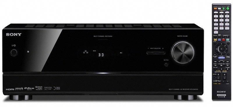Sony's First 3D-Capable Receiver, the STR-DN1010, Costs $500