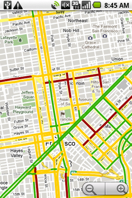 Google Maps Crowdsources Traffic by Measuring Your Miserable Commute