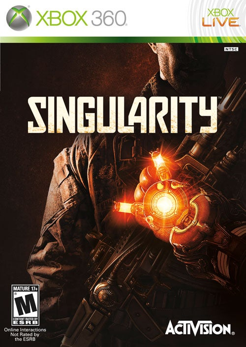 Buy Singularity, Get Prototype For Free